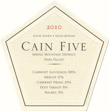 Cain Five 2010