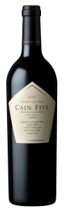 Straits Cellars Cain Five 2012